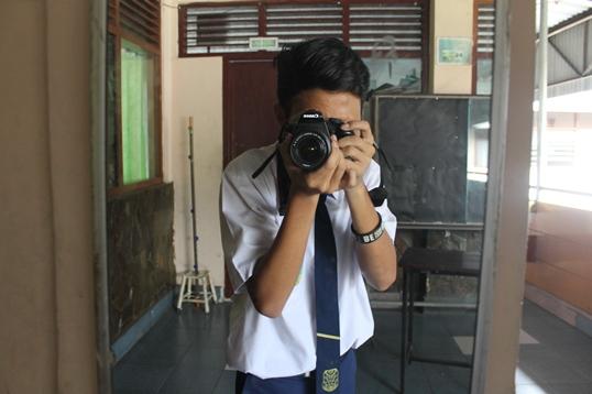 Sang fotografer (Jason)