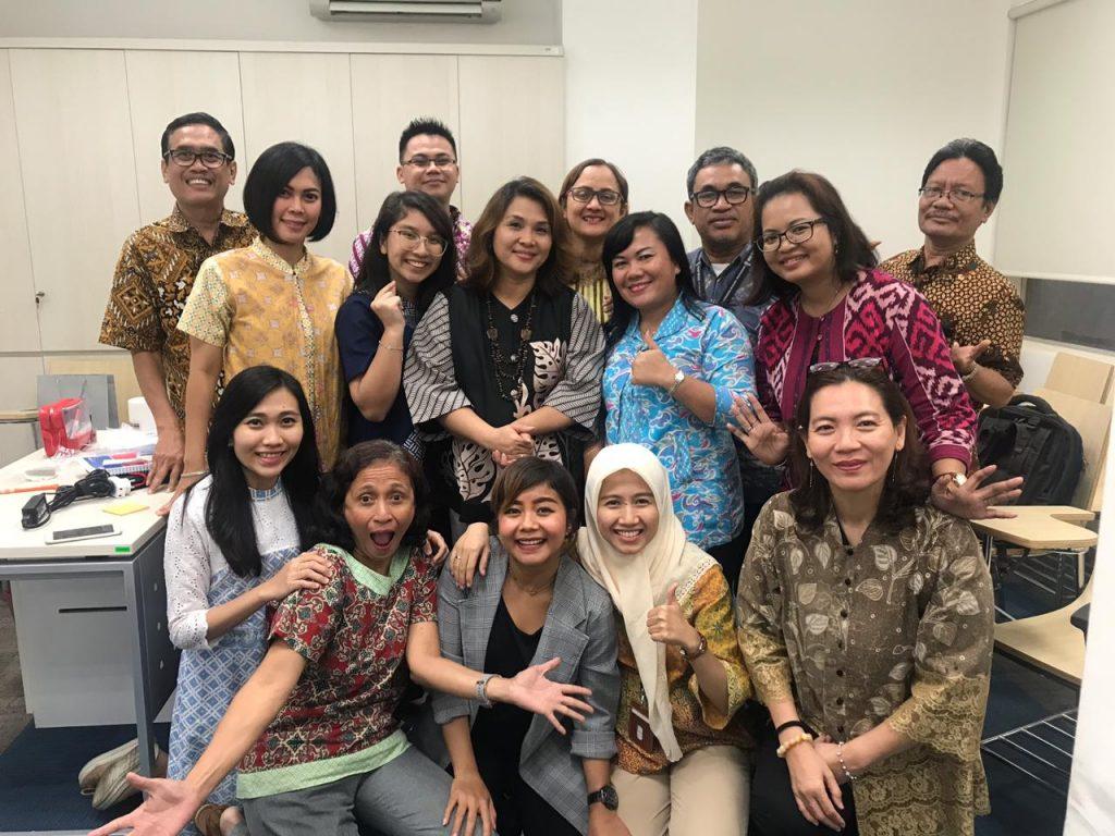 Workshop Teaching English