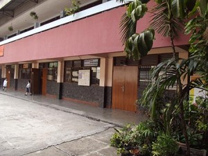 Gedung Sekolah Unit Kramat Raya