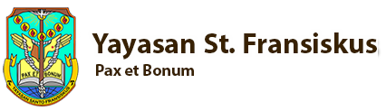 Yayasan St. Fransiskus logo